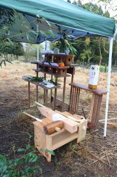 地鎮祭|大分県湯布院の木造りの家