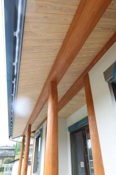 現場へ|熊本県菊池市の木造りの家