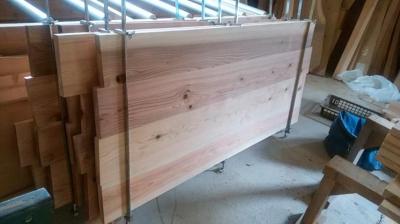 棚板|大分県日田市の木のリフォーム・リノベーション
