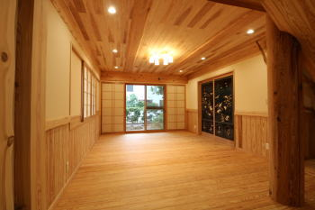 福岡県早良区の木のリフォーム・リノベーション