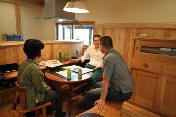 完成見学会|福岡市早良区の木のリノベーション・リフォーム