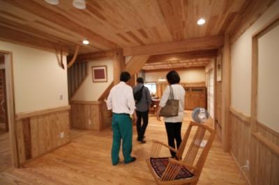 見学会|福岡市早良区の木のリノベーション
