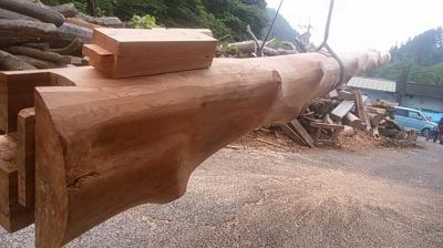 大黒柱|熊本県阿蘇市の木造りの
