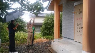 完成まで|熊本県菊池市木造りの家