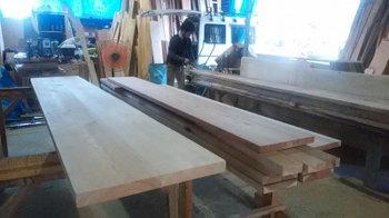 大工棟梁が作るオリジナル食器棚!|大分県日出町の木のリノベーション
