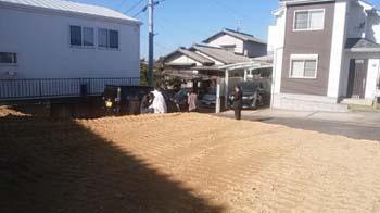 祝!地鎮祭!|福岡市南区の木造りの家