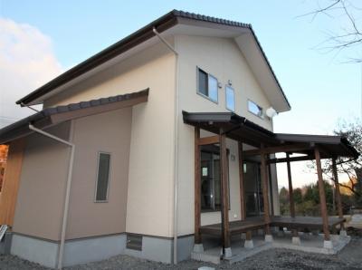 阿蘇市木造りの家