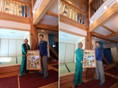 祝!完成 熊本県阿蘇市の木造りの家