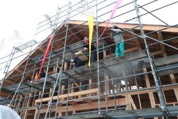 上棟式|福岡県久留米市の木造りの家
