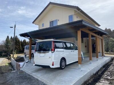 完成祝賀会|熊本県阿蘇市の木造りの家