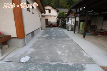 外構工事完了!|熊本県菊池市