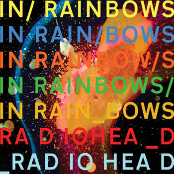 Radiohead/IN RAINBOWS