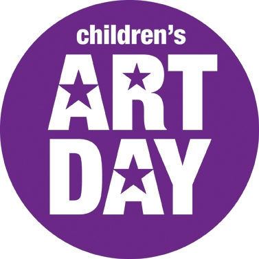 childrens art day logo