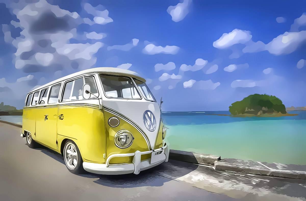 Old Volkswagen Car S