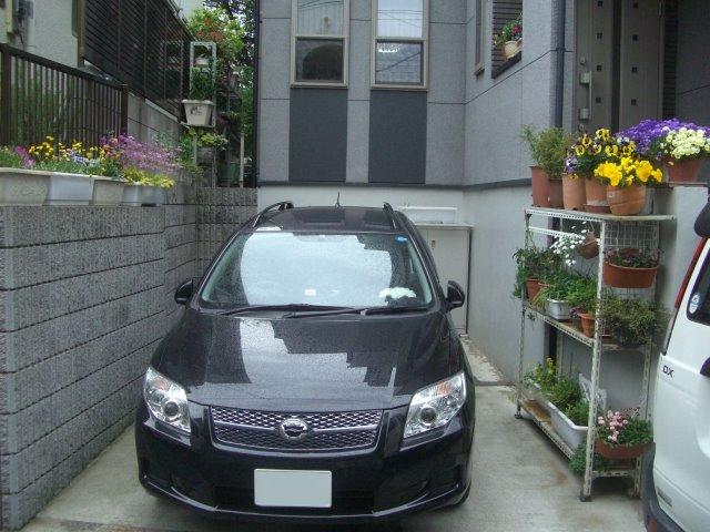 駐車場の有効活用