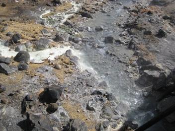 地獄谷 三途の川