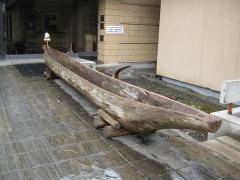 チプ(丸木舟)