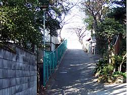 熱海の坂道