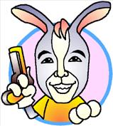 zoo:ウサギ