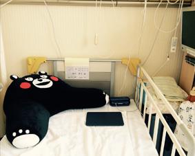入院のお供