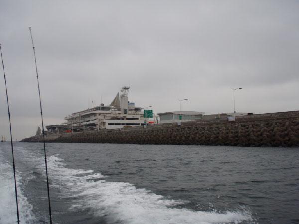 10月5日東京湾