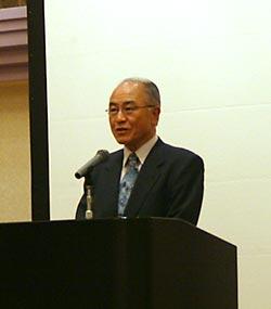 関谷理事長挨拶