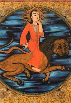 獅子座オリエンタル