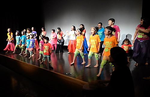 歌と楽器のワークショップTerraクラス、横浜で開催しています。