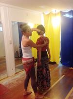 毎週火曜日開催しているベリーダンスエクササイズmagnolia