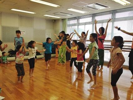 大人も子どもも音楽と楽器を楽しむクラスTerra