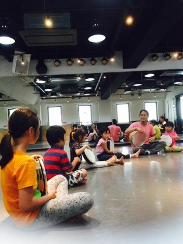 横浜・町田・鎌倉・Umiのいえにて、フレームドラムクラスを開催中!