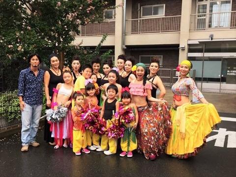 ホッチポッチ,ホッチポッチミュージカルフェスティバル,FlowNaturally,トライバルベリーダンス,フュージョンベリーダンス,横浜,鎌倉