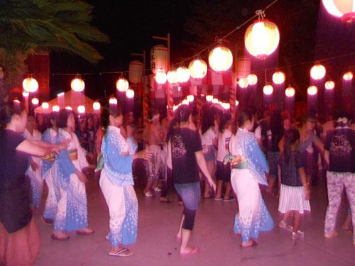 日間賀島盆踊り