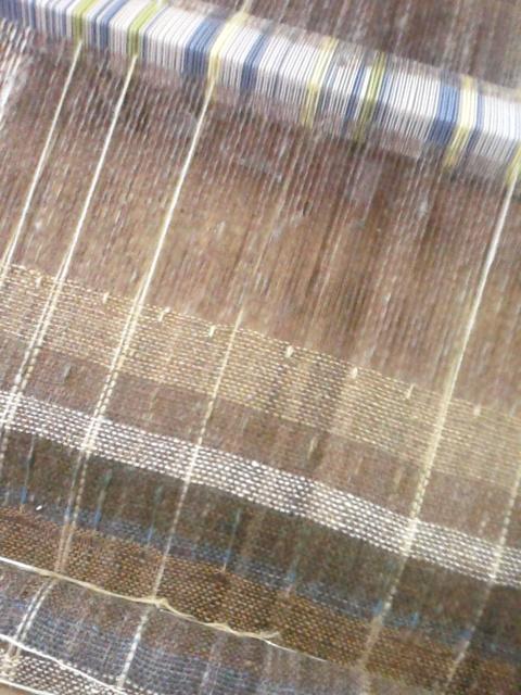ウール織り