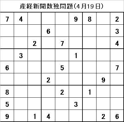 問題−20090419