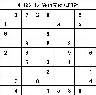 問題−20090426