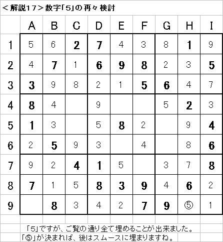 解説17−20090517