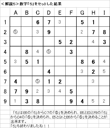解説5−20090531