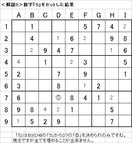解説5−20090607