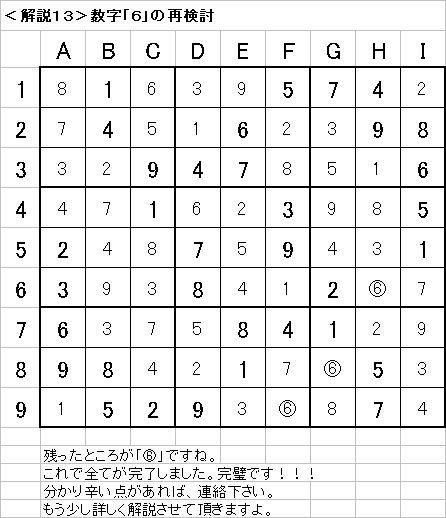 解説13−20090607