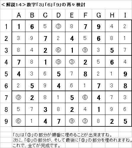 解説14−20090705