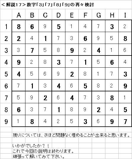 解説17−20090712