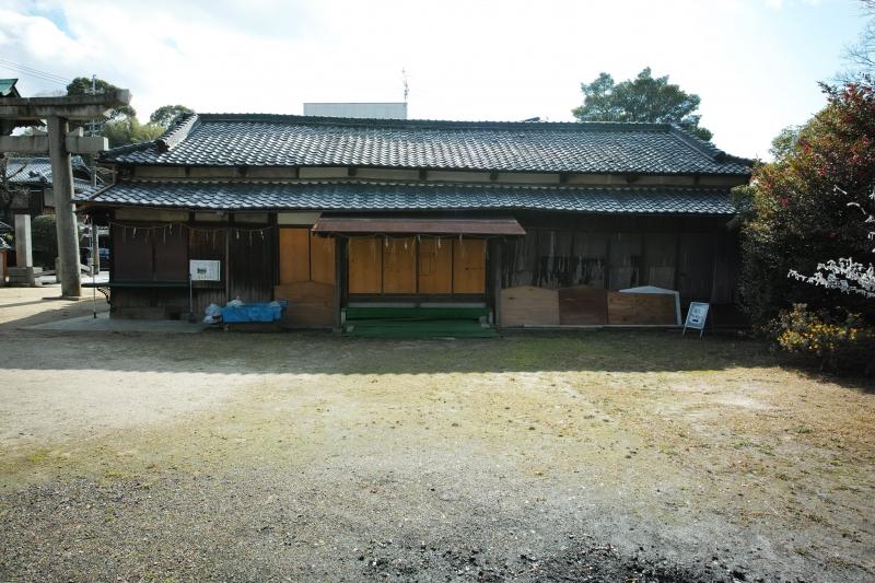 明治14年築 大阪府下現存最古の小学校舎.JPG
