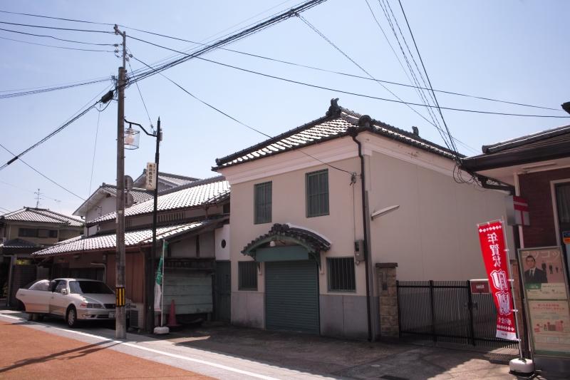旧長池郵便局舎.JPG