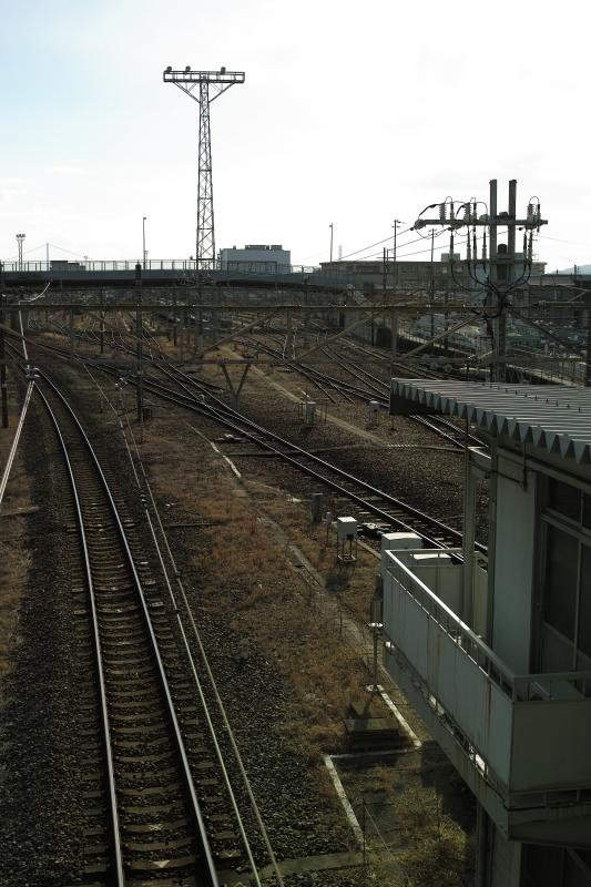 浜の道を歩く 西明石駅.JPG