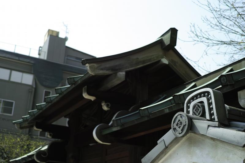 三井家庭園前.JPG