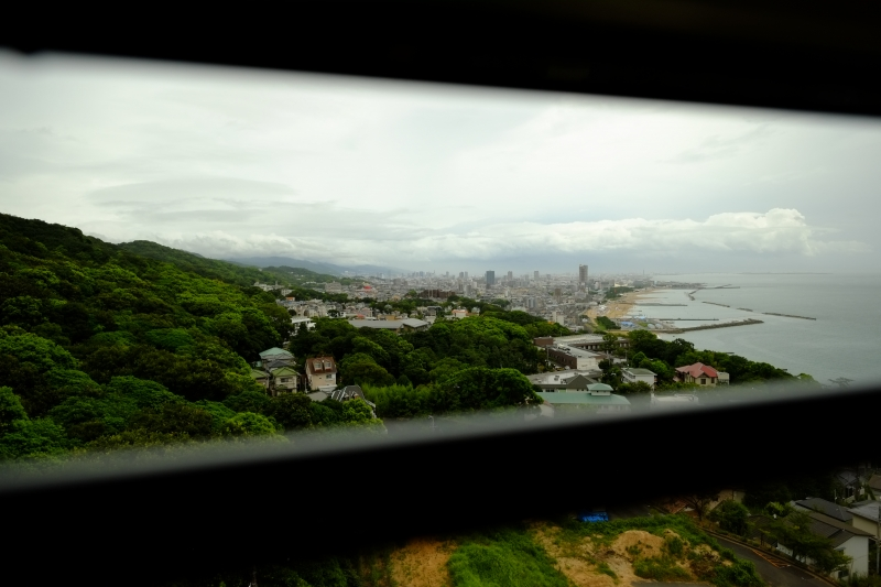 須磨海岸・神戸を望む.JPG