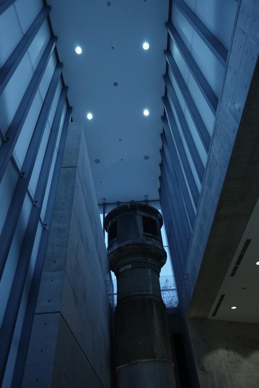 狭山池博物館 旧取水塔