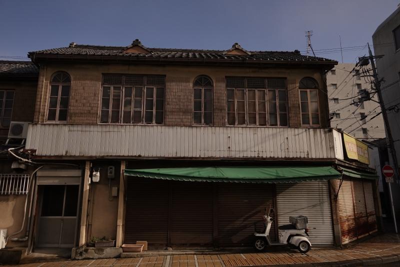 モデルは神戸の洋館建築