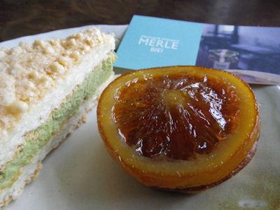 美瑛のカフェ「メルル」